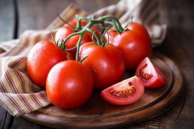 Cà chua là một nguyên liệu quen thuộc