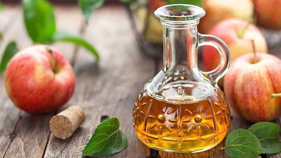 Giấm táo chữa nám một cách hiệu quả