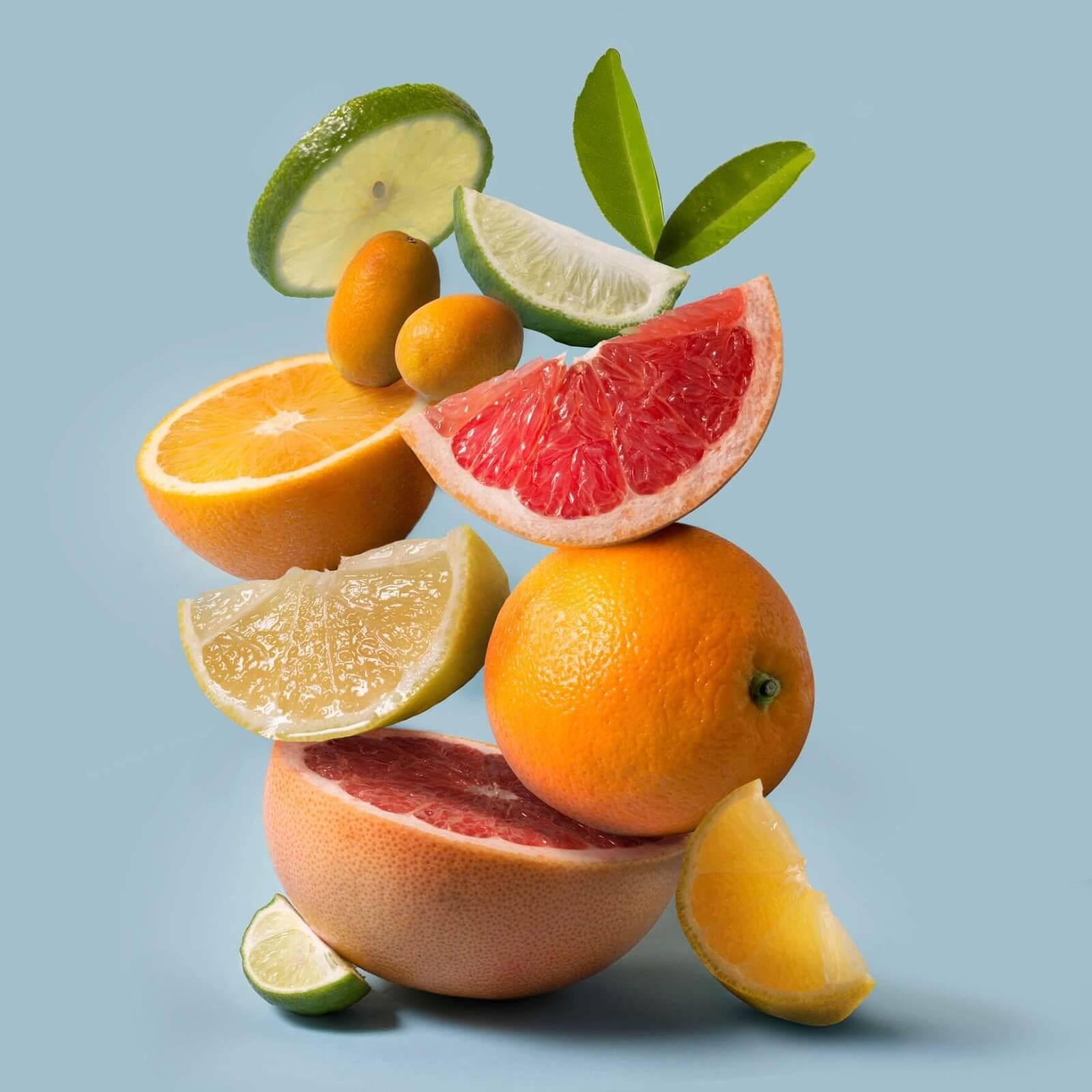 Vitamin C là thành phần phổ biến nhất trong các viên uống trị nám tàn nhang