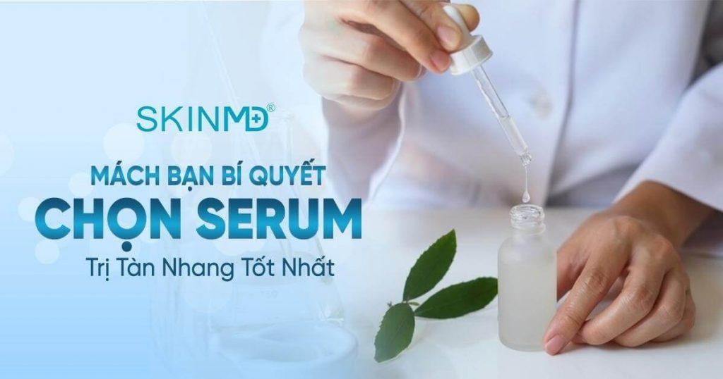 Serum trị nám tàn nhang tốt nhất SkinMD