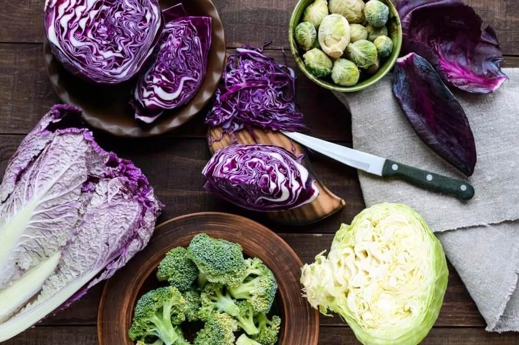 Cách thải độc chì cho da mặt tại nhà hiệu quả là Ăn nhiều rau củ
