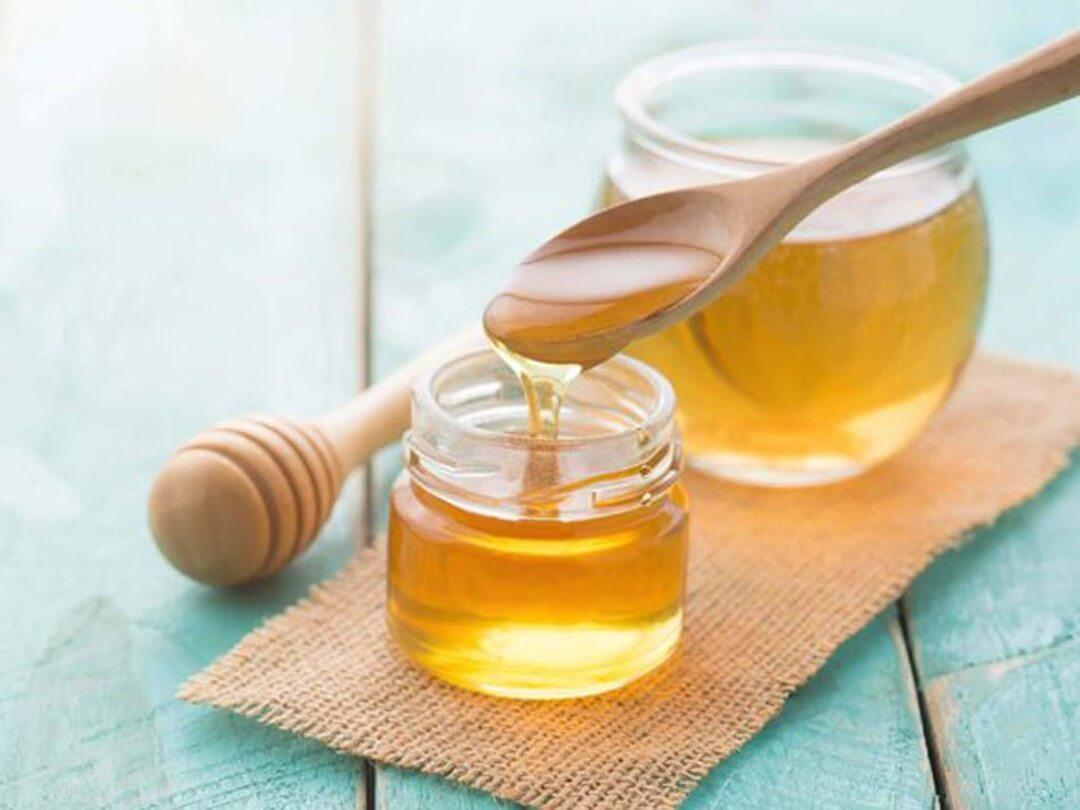 Cách làm giảm mụn đầu đen mật ong