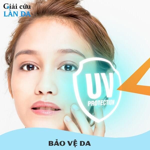 Cách ngăn ngừa mụn da cần tránh tia UV