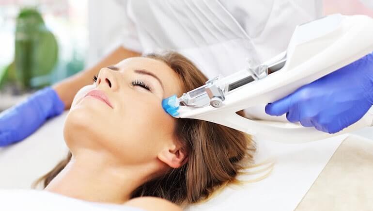 Quá trình trị liệu da