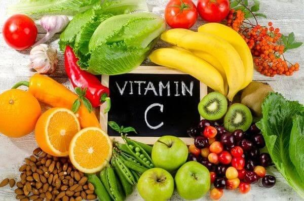 Vitamin C rất tố cho làn da