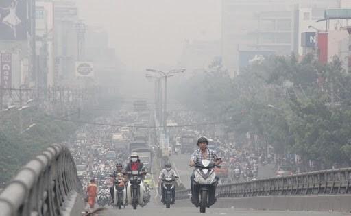 Ô nhiễm là nguyên nhân hàng đầu khiến cơ thể bị nhiễm độc