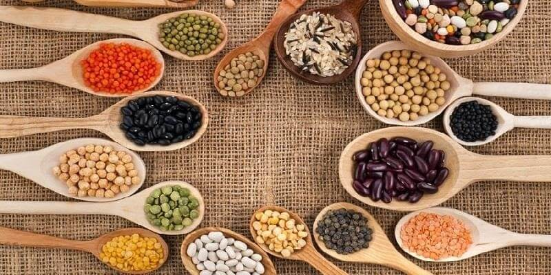 Rất nhiều loại ngũ cốc có giá trị dinh dưỡng cao