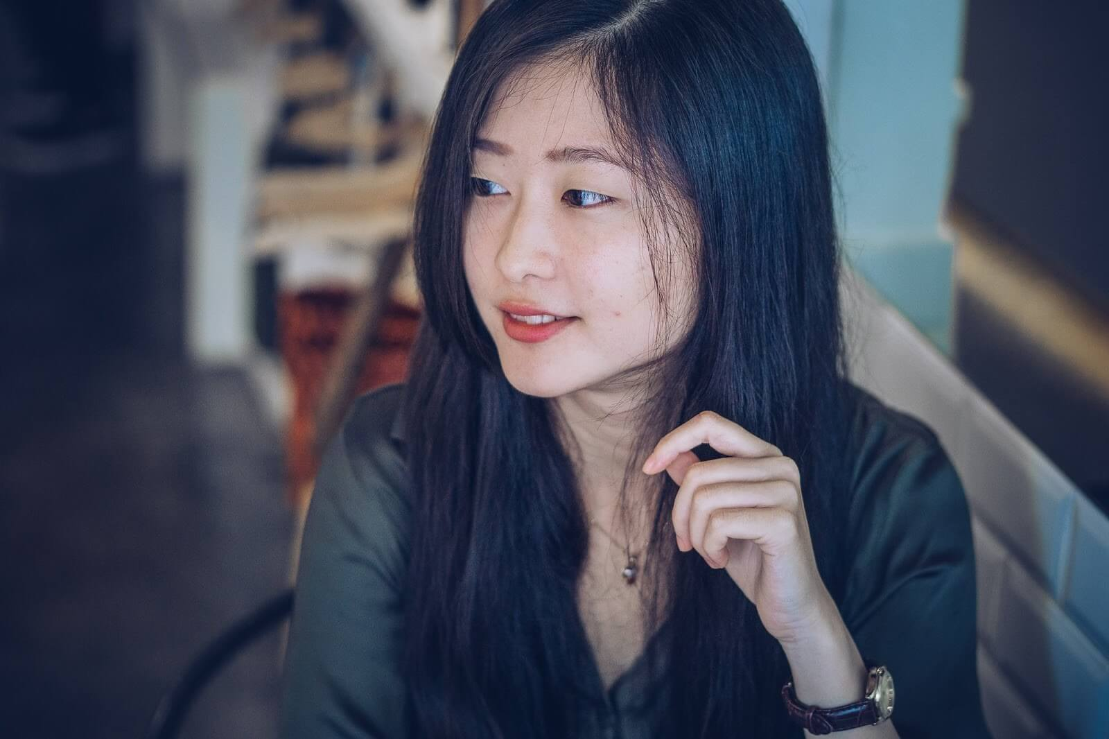 Vloggger Akari Nakatani