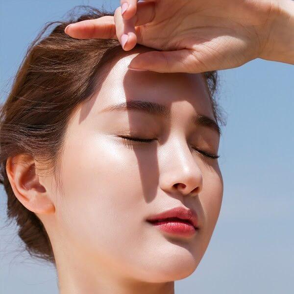 Ánh nắng gây hại rất nhiều cho da