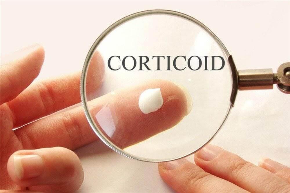 Kem dưỡng có chứa corticoid rất nguy hiểm