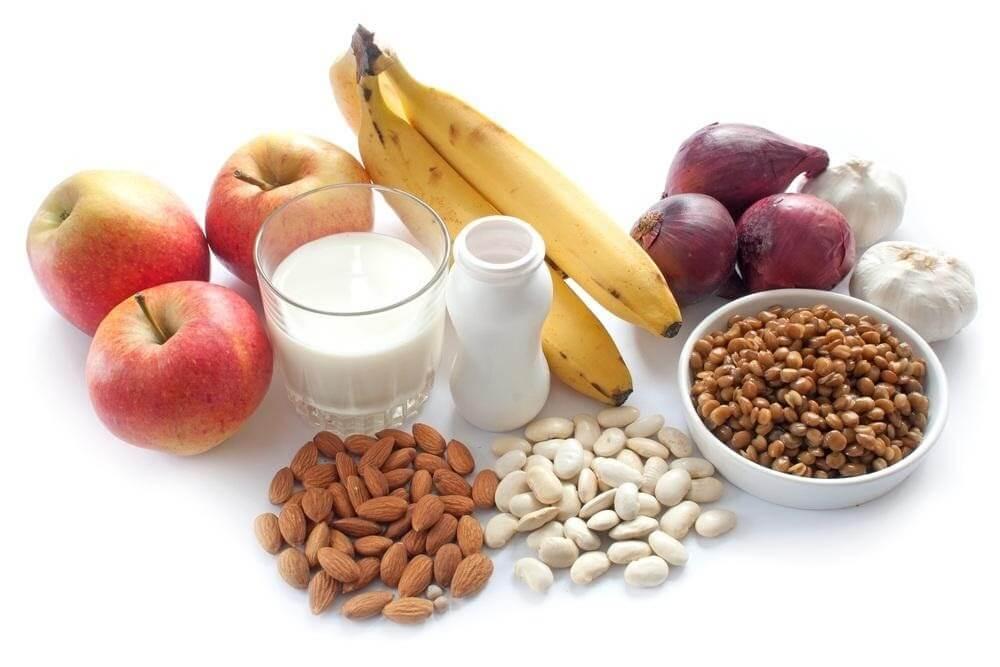 Sử dụng thực phẩm giàu Probiotic
