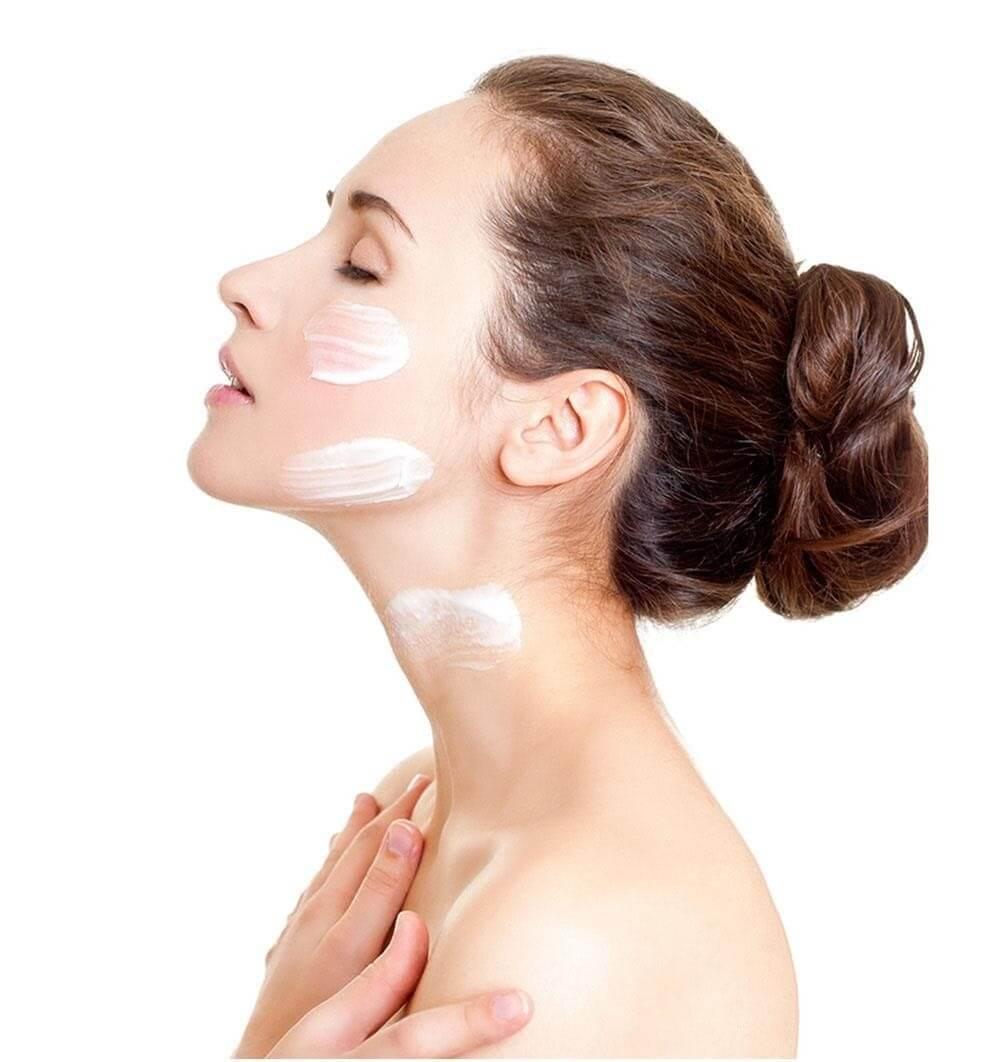 Vùng da cổ rất quan trọng và cần được dưỡng ẩm