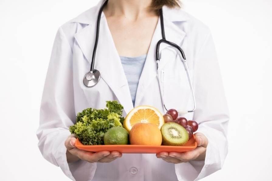 Trái cây và rau quả được các chuyên gia dinh dưỡng khuyên dùng