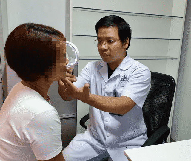 Bác sĩ Tiến Thành đã chữa khỏi thành công nhiều ca hư tổn ở da