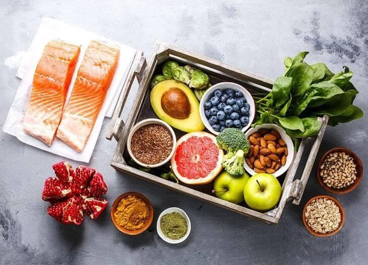 Những món ăn chưa đầy đủ chất dinh dưỡng