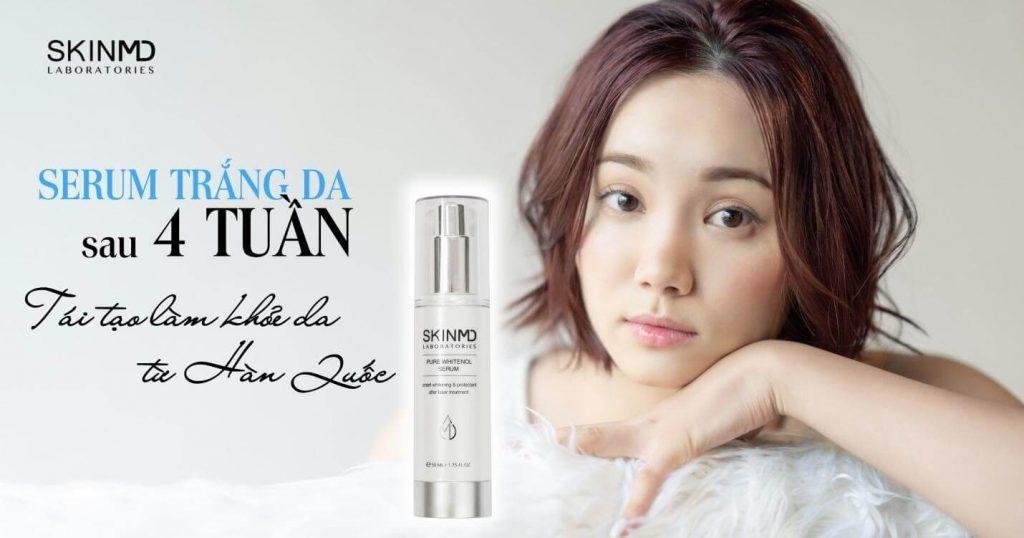 Serum trắng da Skinmd Hàn Quốc