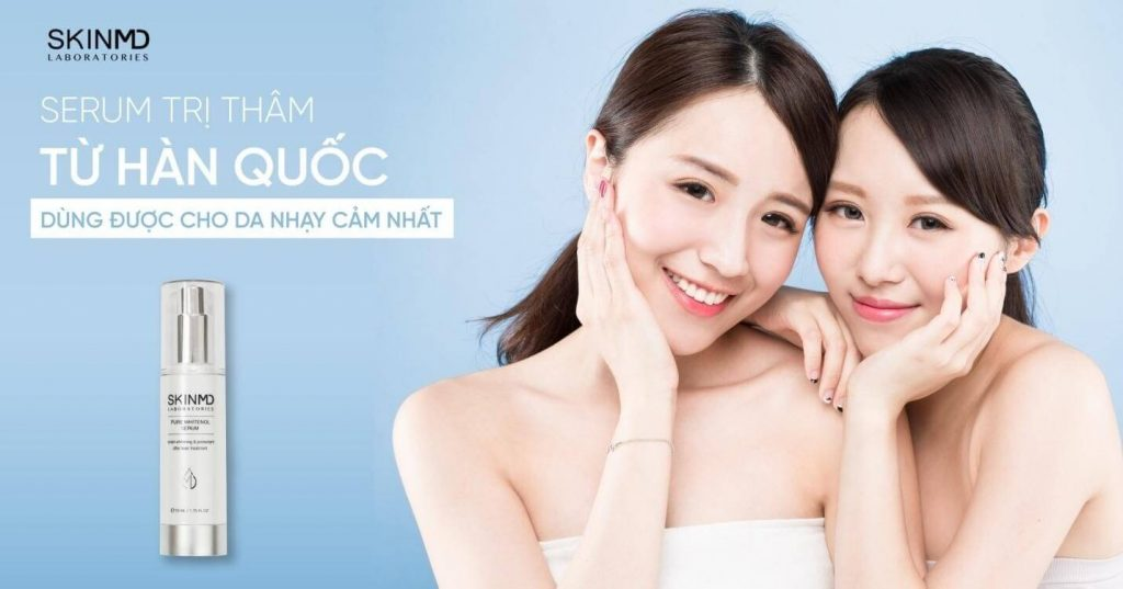 Serum trị thâm Hàn Quốc SkinMD Pure Whitenol